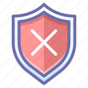 shield, warning, security