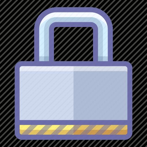 lock, padlock, secure icon