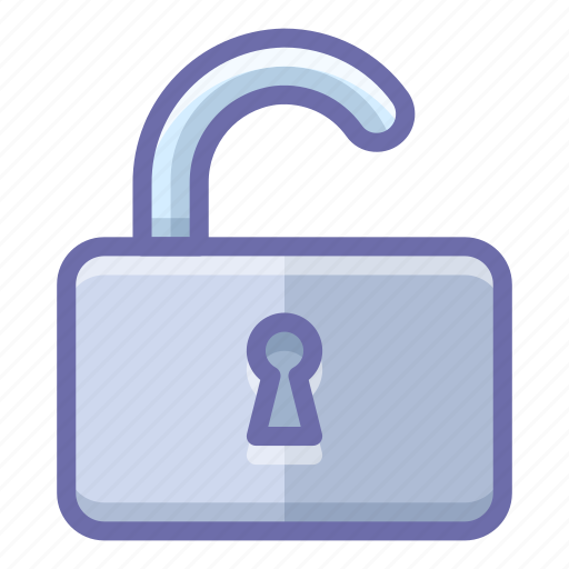 protection, secure, unlock icon