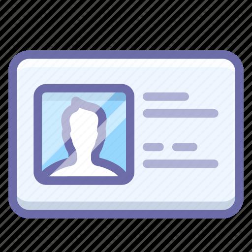 account, id, user icon