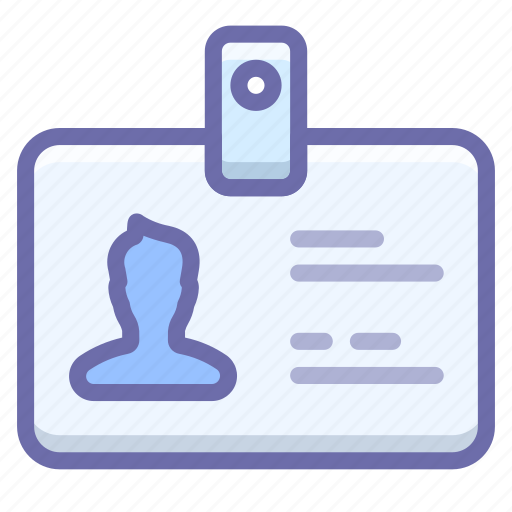 Badge, card, id icon - Download on Iconfinder on Iconfinder