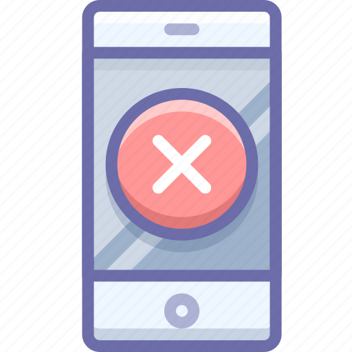 locked, smartphone icon