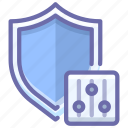 antivirus, control, security icon