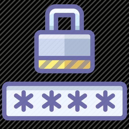 lock, password, security icon