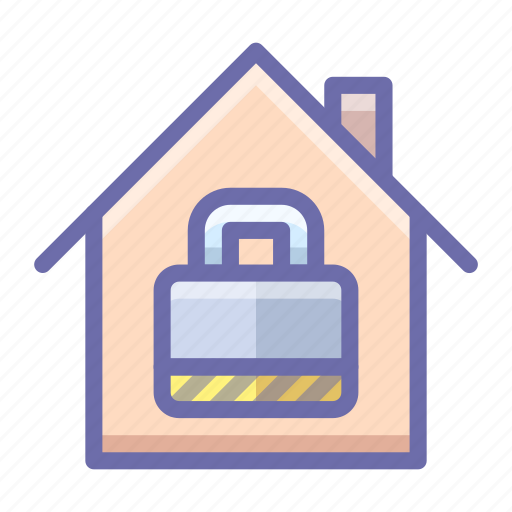 house, protection, security icon