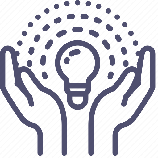 eco, electric, electricity, energy, lamp, light, safe, science, wifi icon