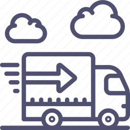 cargo, delivery, logistics, lorry, shipping, transport, truck, vehicle icon