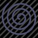 centrifuge, spin, laundry icon