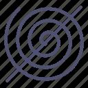 centrifuge, no, spinning icon