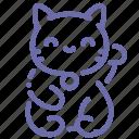 cat, japan, maneki, neko