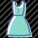 clothes, dress, sarafan, sundress