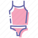 clothes, suit, swimming, swimsuit icon
