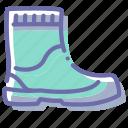 boots, rubber, shoe, shoes