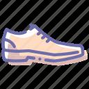 boots, low, shoes, suit