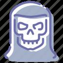 death, grim, halloween, reaper