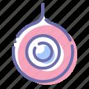 eye, eyeball, halloween, horror icon