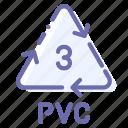chloride, polyvinyl, pvc, recyclable
