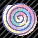 growth, spiral, universe, world