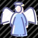 angel, religion, saint, soul