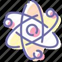 atom, corpuscle, energy, nuclear