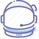 astronaut, helmet, space, suit