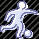 football, game, soccer, sport