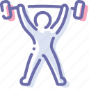 barbell, olympic, powerlifting, weightlifting