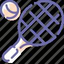 game, racket, sport, tennis