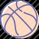 ball, basketball, dribble, sport