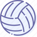 ball, game, sport, volleyball
