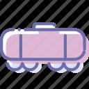 railroad, tank, transport, vehicle