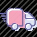 car, delivery, logistics, transport