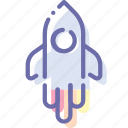 missile, rocket, space icon