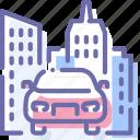 car, city, transport, urban