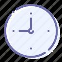 clock, delayed, start, timer icon