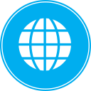 earth, global, globe, network, planet, web, world icon