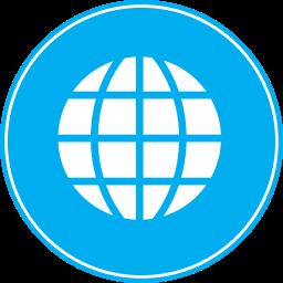 earth, global, globe, network, planet, web, world icon