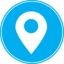 direction, gps, location, map, marker, navigate, navigation, pin, place, pointer, printer icon