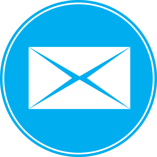 Image result for round email icon