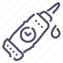 glue, mechanic, pasta icon