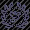achievement, dove icon