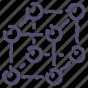 lattice, molecular, molecules, physics