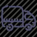 tilt, transport, truck, vehicle