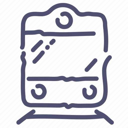 Railroad, railway, sign, transport icon - Download on Iconfinder