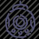 bathyscaph, bathyscaphe, science, submarine icon
