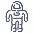 astronaut, cosmonaut, space, suit