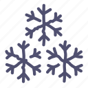 frost, frozen, snow, snowflakes, weather