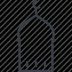 islam, islamic, mosque, religious, united arab emirates icon
