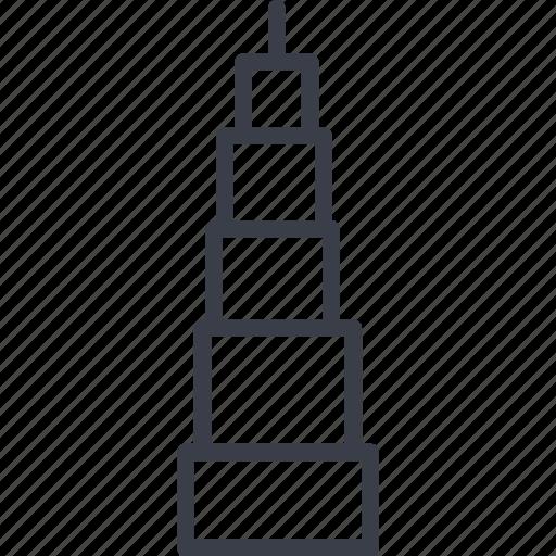geometry, pyramid, pyramids, united arab emirates icon