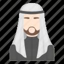 appearance, arab, image, man icon